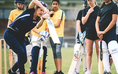 England cricket legend Lydia Greenway launches platform to  catapult female cricket
