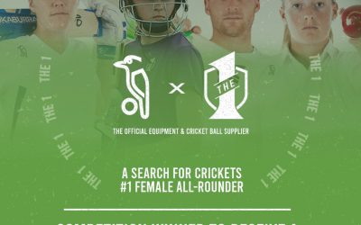 The 1 teams up with Kookaburra to find cricket's next best female all-rounder